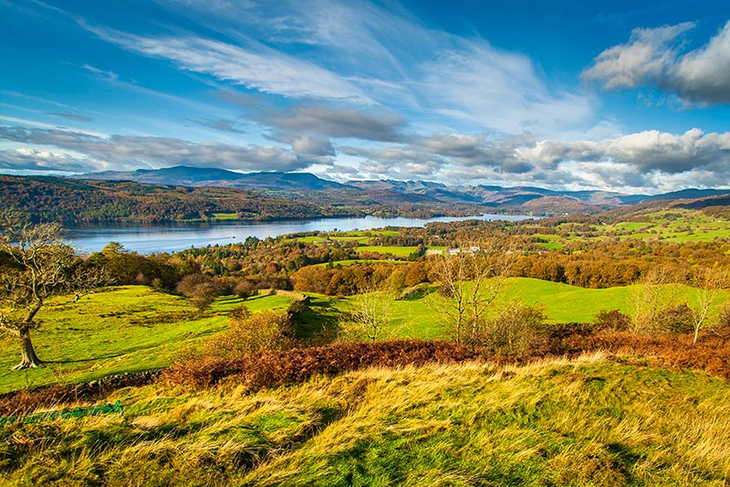 Yorkshire and Cumbria area guide